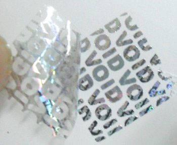 lacre adesivo redondo transparente