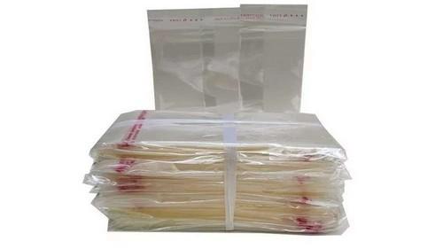 saco plástico adesivado pacote 1000 peças
